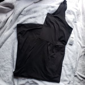 Eileen Fisher black cami jumpsuit NWT